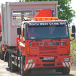 Lorry Mounted Cranes for Hire